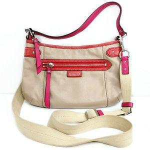 Coach Daisy Spectator Leather Crossbody Bag #23951
